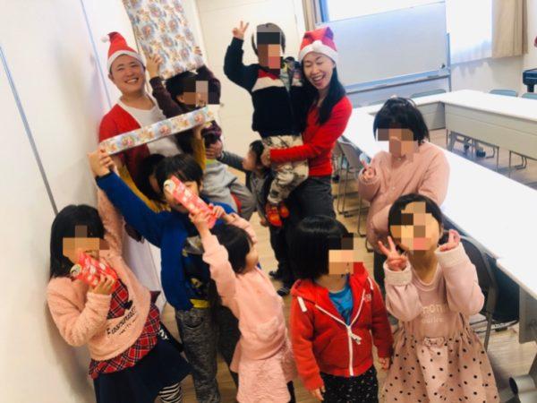 愛児園にクリスマスプレゼント